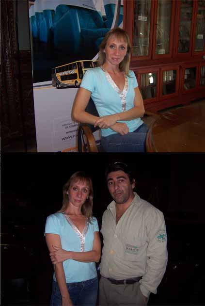 Eleonora y Sergio