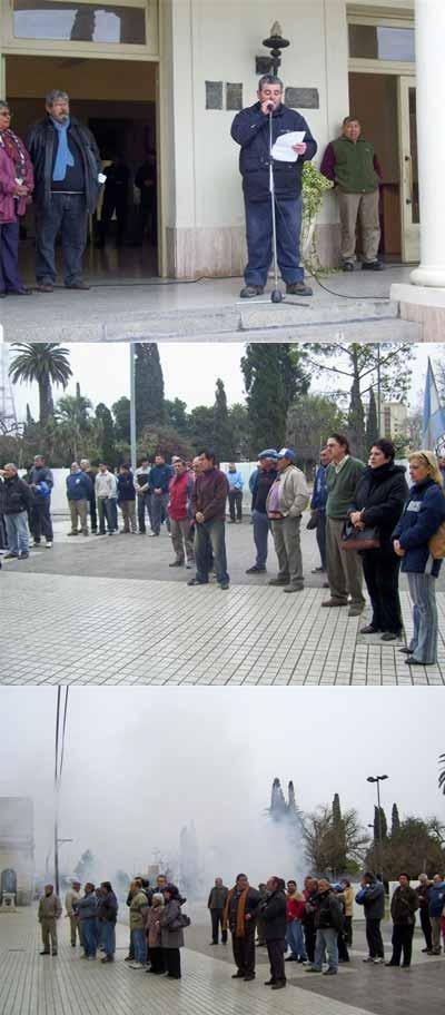 Schiaretti y los sindicatos